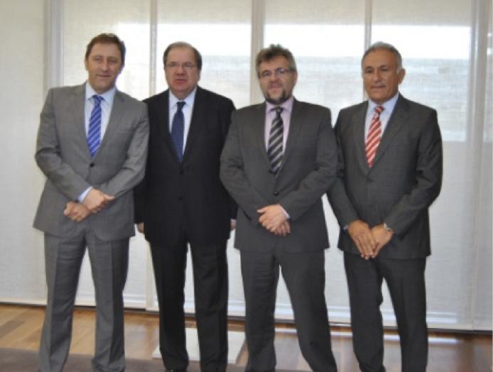 El sector TIC de CyL se reune con el Presidente de la Junta