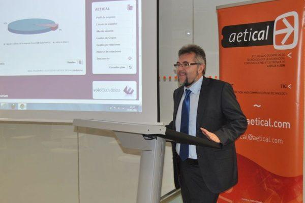 Agustín Lorenzo Gómez, nuevo presidente de AETICAL