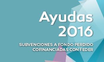 Ayudas ADE 2016
