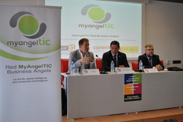 Presentación MyAngelTic en Castilla y León