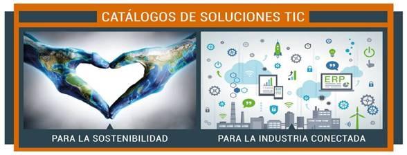 Participa en el catálogo de soluciones de CONETIC
