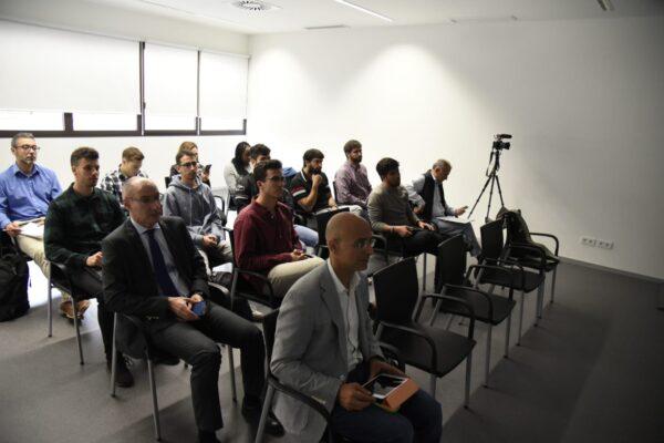 Presentación del proyecto DIGITEC y del proyecto VICINITY