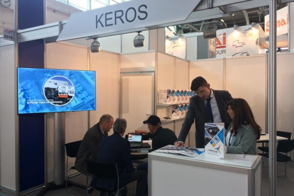 Proconsi llevó su programa KEROS a la feria Inter Airport Europe 2019