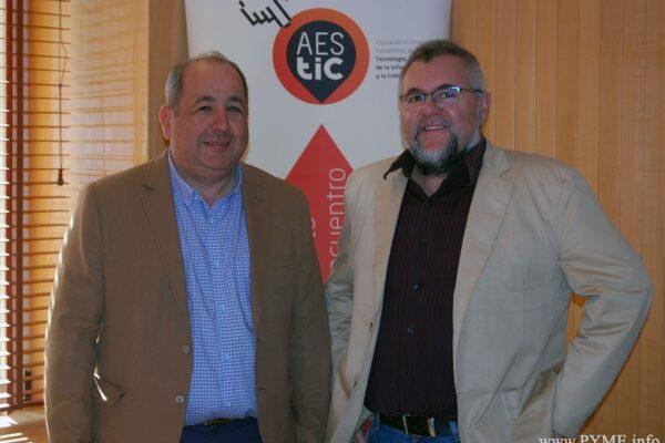 Encuentro entre AESTIC y el Ayuntamiento de Salamanca