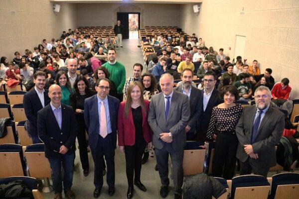 AETICAL participa en la mesa redonda de las fiestas de Informática de la UPSA