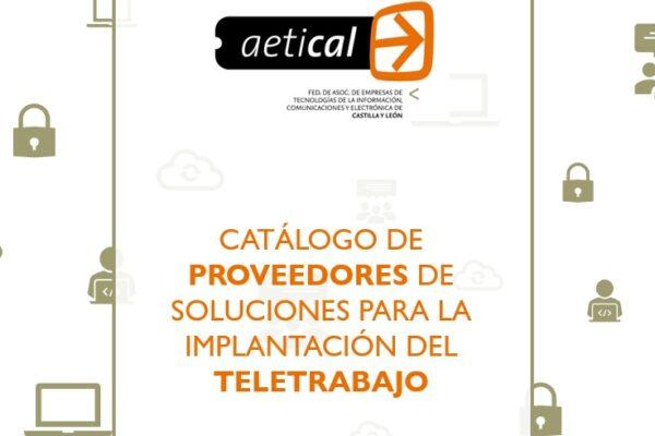 Catálogo de proveedores de soluciones de teletrabajo